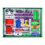 Wissenschatliches Kinderspielset VFENG 335, Baublöcke, für Experimente, elektrische Schaltkreise, 31-teilig