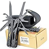 Ganzo Multi Tool G202B/G202 Outdoors Military Camping Pliers with Kits Fishing Tools (G202B)