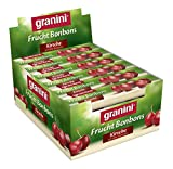 Granini Frucht Bonbons Kirsche 24 Rollen, 1er Pack (1 x 1.17 kg)