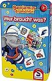 Schmidt Spiele 51408 - Benjamin Blümchen, Wer braucht was