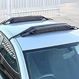 Hardcastle Universal-Auto-Dachträger - weich gepolstert - 60 cm
