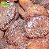 5000g Bio Aprikosen | 5 kg | unbehandelt & ungeschwefelt | ohne Zucker und Zusätze | Trockenfrucht 100% Naturprodukt | STAYUNG