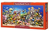 Castorland C-400089-2 - Underwater Life, Puzzlee 4000-teiligle, Klassische Puzzle