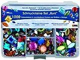 Hobby Line 49641 - Schmucksteine Set Bunt