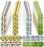 newgen medicals Pflaster Megapacks: 300er-Pack medizinische Kinder-Pflaster, Tiermotive, hautfreundlich (Pflasterstrip)