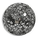 ROLLER Deko-Kugel - Silber - Mosaik - 8 cm