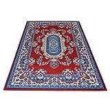 WEBTAPPETI Teppich Orient Stil Klassisch Erhältlich in Verschiedenen Größen - Farbe Rot Royal Shiraz 2063-RED 200x300