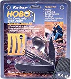 Ka-Bar KA1301 Campingbesteck-Hobo Clam Pack-Länge geschlossen: 10.16 cm, Mehrfarbig