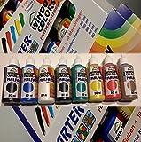 Window Color Farben 80ml 8er Starter Set