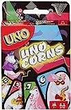 Mattel Spiele FNC46 Uno (Uni-) Corns Kartenspiel
