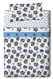 PJ Masks Bettwäsche, aus Polycotton, Mehrfarbig, für Einzelbetten, 200x 90x 25cm, 3Stück
