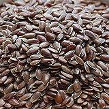 10 kg Leinsaat Lausitzer Leinsamen gereinigt ohne Zusatzstoffe kostenloser Versand