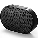 GGMM Tragbarer Bluetooth Lautsprecher 4.2 Wi-Fi Multiroom Speaker mit Amazon Alexa, E2 Airplay Lautsprecher Stereo Sound 10W