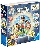 Ravensburger 11842 - Paw Patrol Nachtlicht - 72 Teile Puzzleball