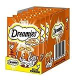 Dreamies Katzensnacks/Klassiker Extra Crunch, mit Huhn, 6 Beutel (6 x 60 g)