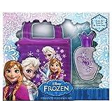 Frozen - Disney Geschenk-Set Eau de Toilette mit einem PVC-Beutel - Die Schneekönigin, 1er Pack (1 x 285 ml)
