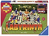Ravensburger 21282 - Fireman Sam Junior Labyrinth Kinderspiel