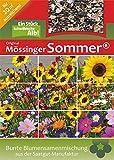 Blumenmischung Original Mössinger Sommer für 20 m² von Saatgut-Manufaktur
