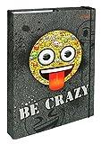Undercover EMCA0940 - Heftbox A4, Emoji