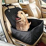 Rückdeckel Deckung Autositz Hundeschondecke Auto für das Tier, Nässeschutz-Belagerung von Gartenbank-Kissen Hund