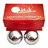 Katomi - Chinesische Qigong-Kugeln aus Baoding (Baoding-Kugeln) für Gesundheitsübungen, M
