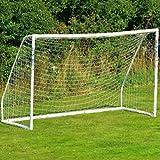 AZITEKE Fußball Tornetz Ersatz Tragbares Fußball Netze Garten Outdoor Training (3.6*1.8m)