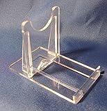 verstellbare Schiebeständer, Tellerständer (7 x 4 cm, Höhe 5 cm), 10 Stück