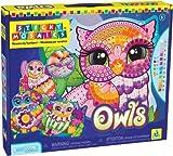 Orb Factory 620888 - Sticky Mosaics Owls