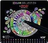 Conté 942167 Conte Fasermaler, Limited Edition, 20 Stück, 20-farbig sortiert
