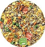 StaWa Miniporkmüsli 15 kg !!! GVO-frei !!! | Minischweinfutter | mit Oregano & Petersilie