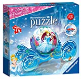 Ravensburger 11823 - Cinderella Kutsche 3D-Puzzle