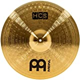 Meinl Cymbals HCS18C HCS Serie 45,72 cm (18 Zoll) Crash Becken