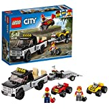 Lego City 60148 - Quad-Rennteam