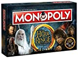 MONOPOLY Herr der Ringe Edition - Der Kampf um Mittelerde | Gesellschaftsspiel | Familienspiel | Brettspielklassiker |