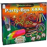Knicklichter Party-Box XXXL, Testnote: 1,4 'SEHR GUT' Komplett-Set, alle unsere Topseller im Geschenkkarton incl. Gratisbonus
