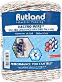 Rutland Maxi Plus geflochtener Elektrodraht, 200 m, 19-188R