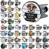 Waschbeckenstöpsel Bad Dog, viele schöne Waschbeckenstöpsel zur Auswahl, hochwertige Qualität