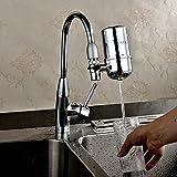 Mangeoo Wasseraufbereiter, inländischen direkten Trinkwasser, Zentrale Sterilisation Wasserhahn, konstante Temperatur heiß Wasseranschluß, gerade trinken, entkalken, Sprinkler Drehung
