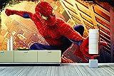WandbilderXXL Vlies Fototapete 'Spiderman' 360x240cm - hochwertige Tapete in 6 verschiedenen Größen für Wohnzimmer oder Büro - Foto Tapete - Qualität von Wandbilder XXL