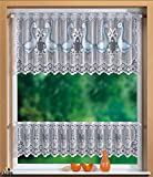 Scheibengardinen Set 2 Teilig, 30/50x160, 33511, 33500
