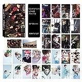 Yovvin 30 Stück BTS Fotokarten, KPOP BTS/EXO / GOT7 / NCT/BIG BANG/TWICE/SEVENTEEN/WANNA ONE Photocard, Sammlung und Beste Geschenk für The ARMY und The Fans (SEVENTEEN-1)