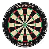 Target Darts Dartpfeile Unisex Pro Tour Dartboard, multicolor