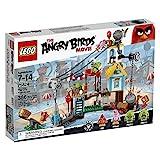 Lego nbsp;–75824–The Angry Birds Movie Set, Zerstörung der Stadt der Schweine