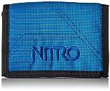 Nitro Wallet, Geldbörse, Geldbeutel, Portemonnaie, Münzbörse, Blur Brilliant Blue, 10 x 14 x 1 cm, 1131-878000_1952, 60g