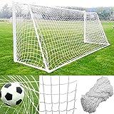 Basong Fußballnetz Fußballtornetze Fußball Goal Net Fußball Training 6*8ft