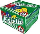 Schmidt Ligretto-Kartenspiel, grüne Edition