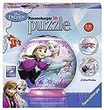Disney Gefrorene 3D Puzzle Ball - 72 -teilig