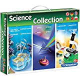 Experimentierkasten Biologie, Optik, Salzkrebse Wissenschaftsset Science Collection