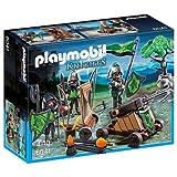 Playmobil P 6041 - Wolf Ritter mit Catapult