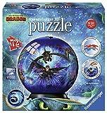 Ravensburger Puzzle 11144 Ravensburger 11144-Dragons 3-3D Puzzle